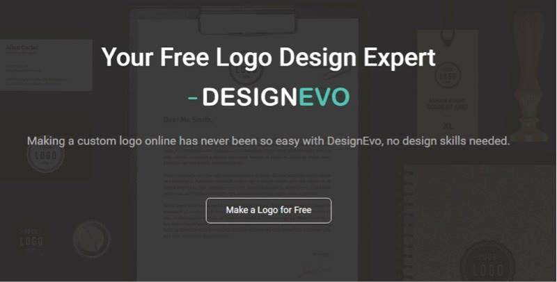 DsignEvoのトップページ