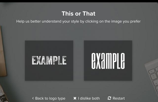 Tailor Brandsの二択