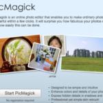PicMagickの使い方をご紹介!基本加工に便利な画像加工サイト