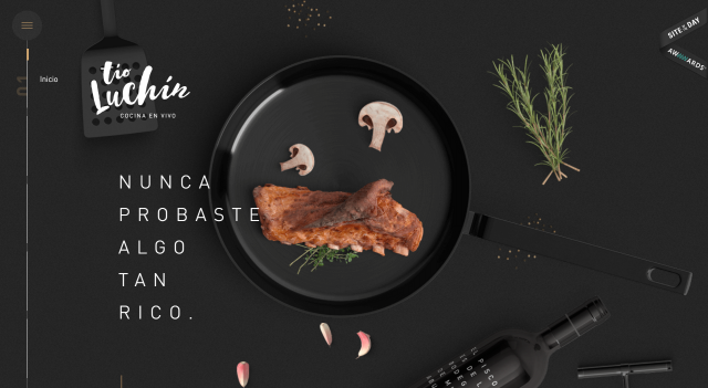 Tío Luchínのサイト