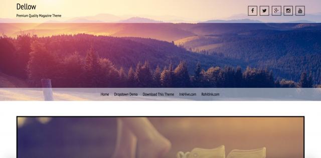 Dellowのサイト