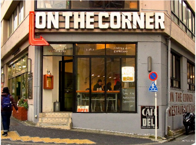ON THE CORNER NO.8 BEAR POND(オンザコーナー)