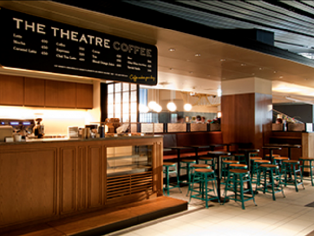 THE THEATRE COFFEE(シアターコーヒー)