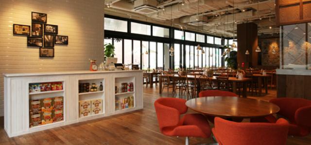 Royal Garden Cafe(ロイヤルガーデンカフェ)渋谷店