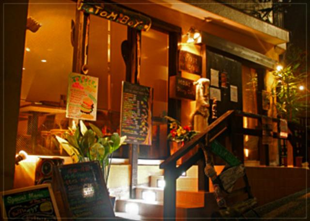TOM BOY CAFE(トムボーイカフェ)
