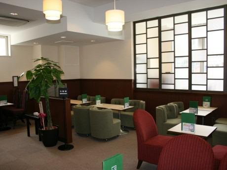 Cafe ルノアール 新宿京王モール店