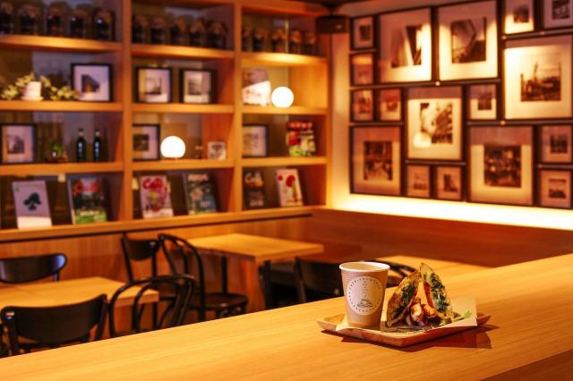 cafe insquareの画像