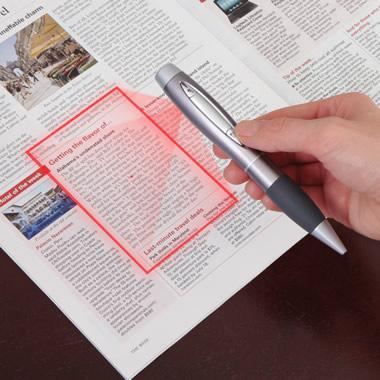 The Pen Sized Scanner