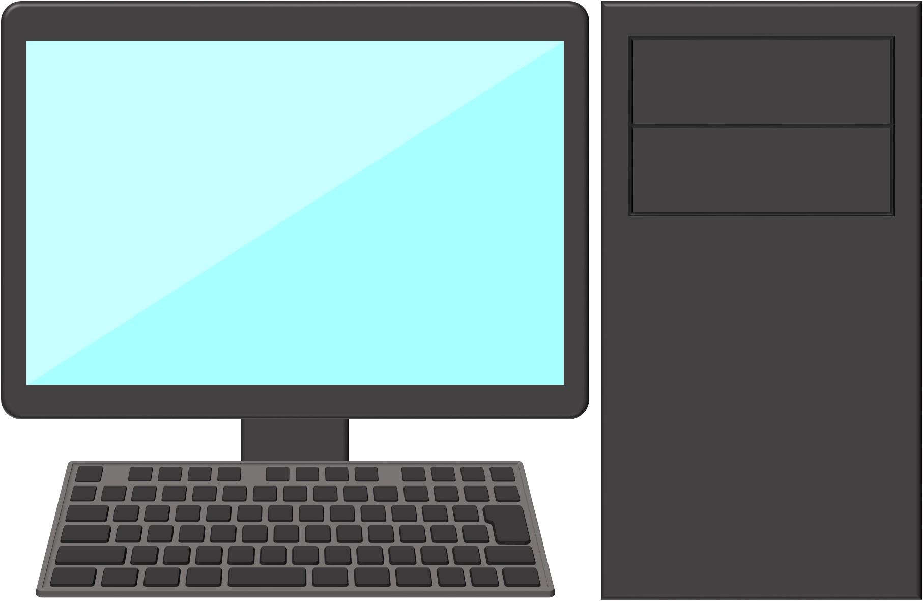 デスクトップを整理して仕事を効率化 壁紙を使ってファイルを管理
